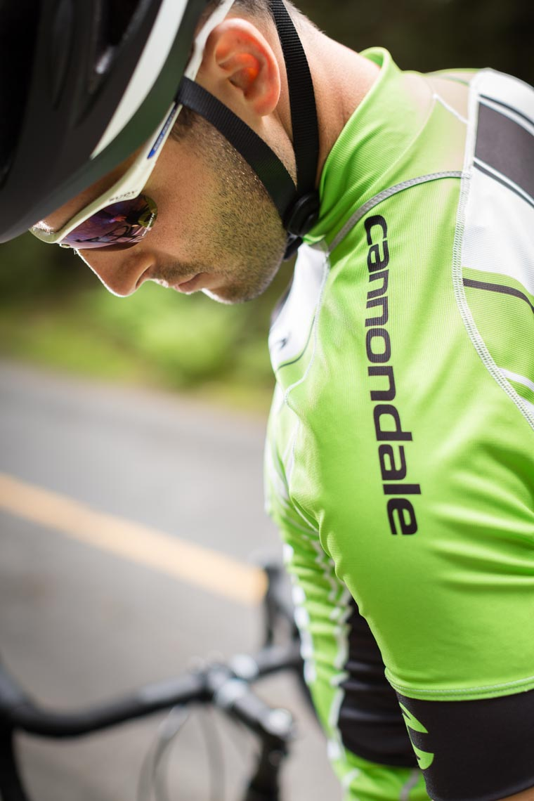 Cannondale and Sugoi road bike apparel