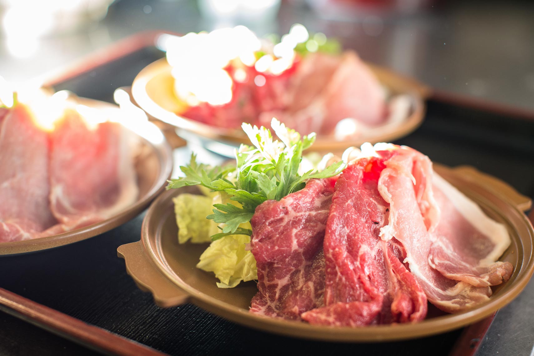 Japanese food photography in Hokkaido by whistler travel photographer