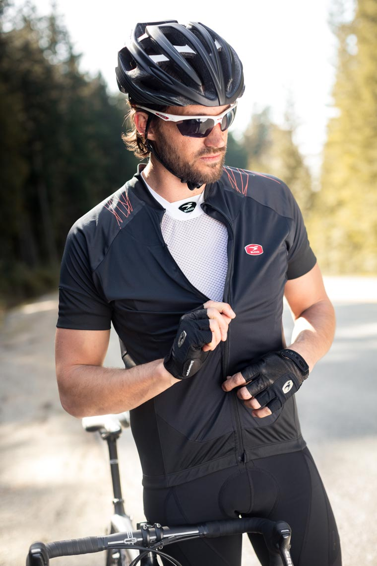 Road bike helmet and gloves apparel photography by Whistler and Pemberton photographer