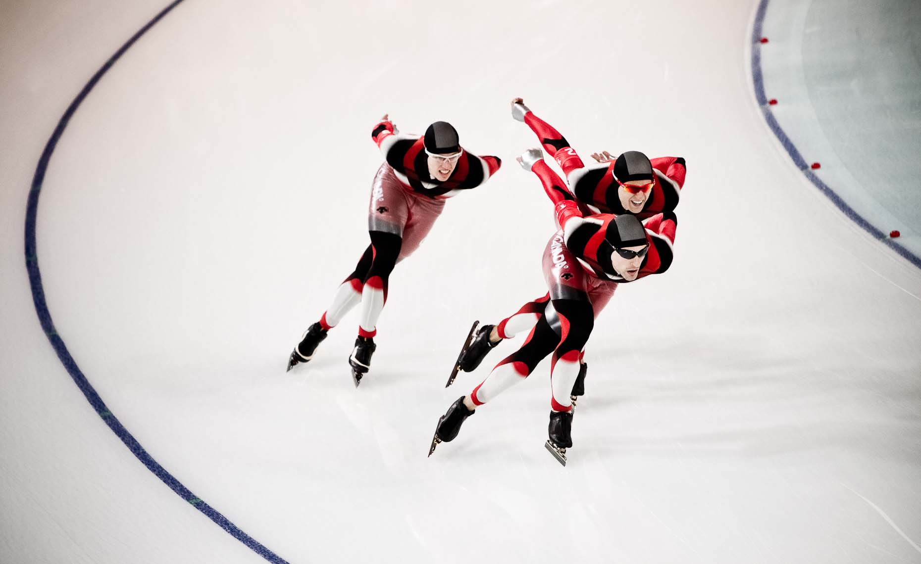 vancouver olympic speed skaters