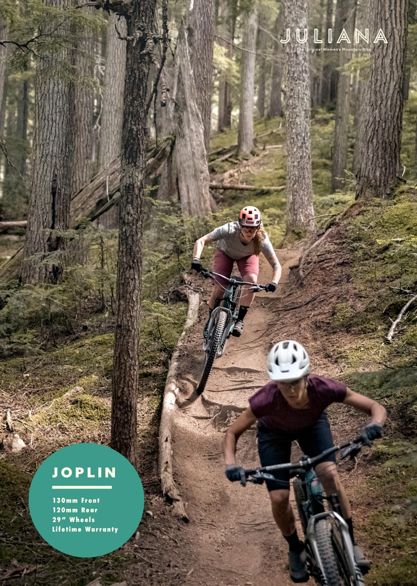 Juliana Joplin Bike - Robin O