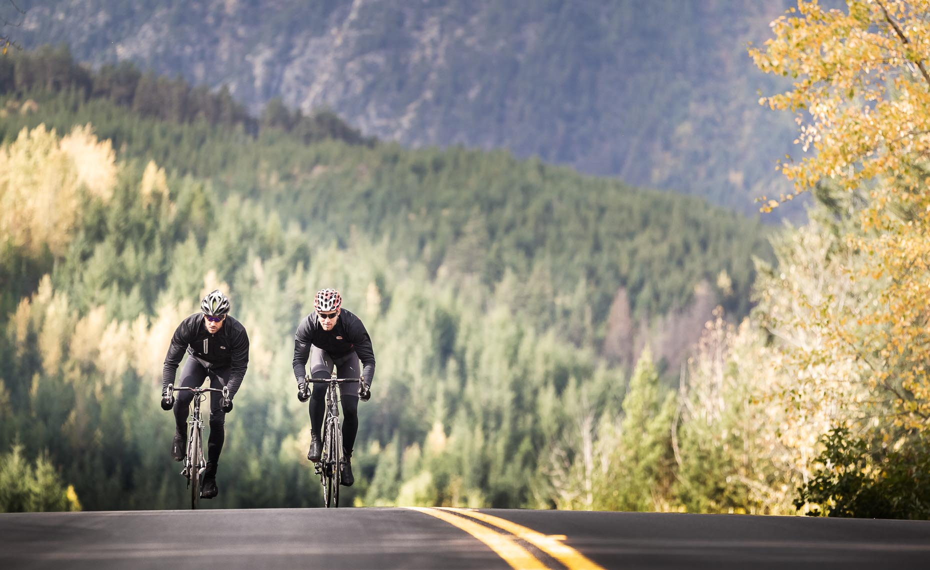 Road cycling photographer in Whistler and Vancouver