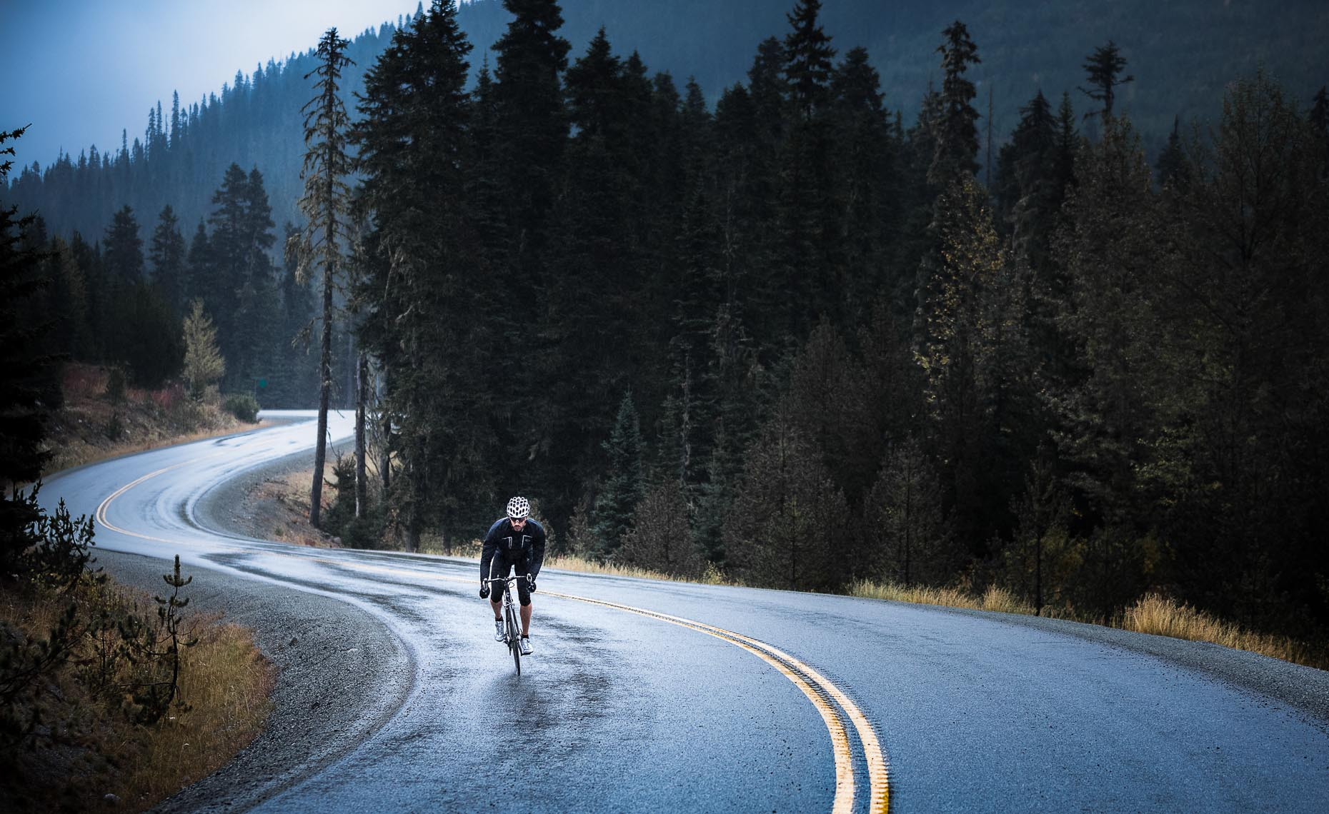 Road cycling lifestyle photographer from Whistler