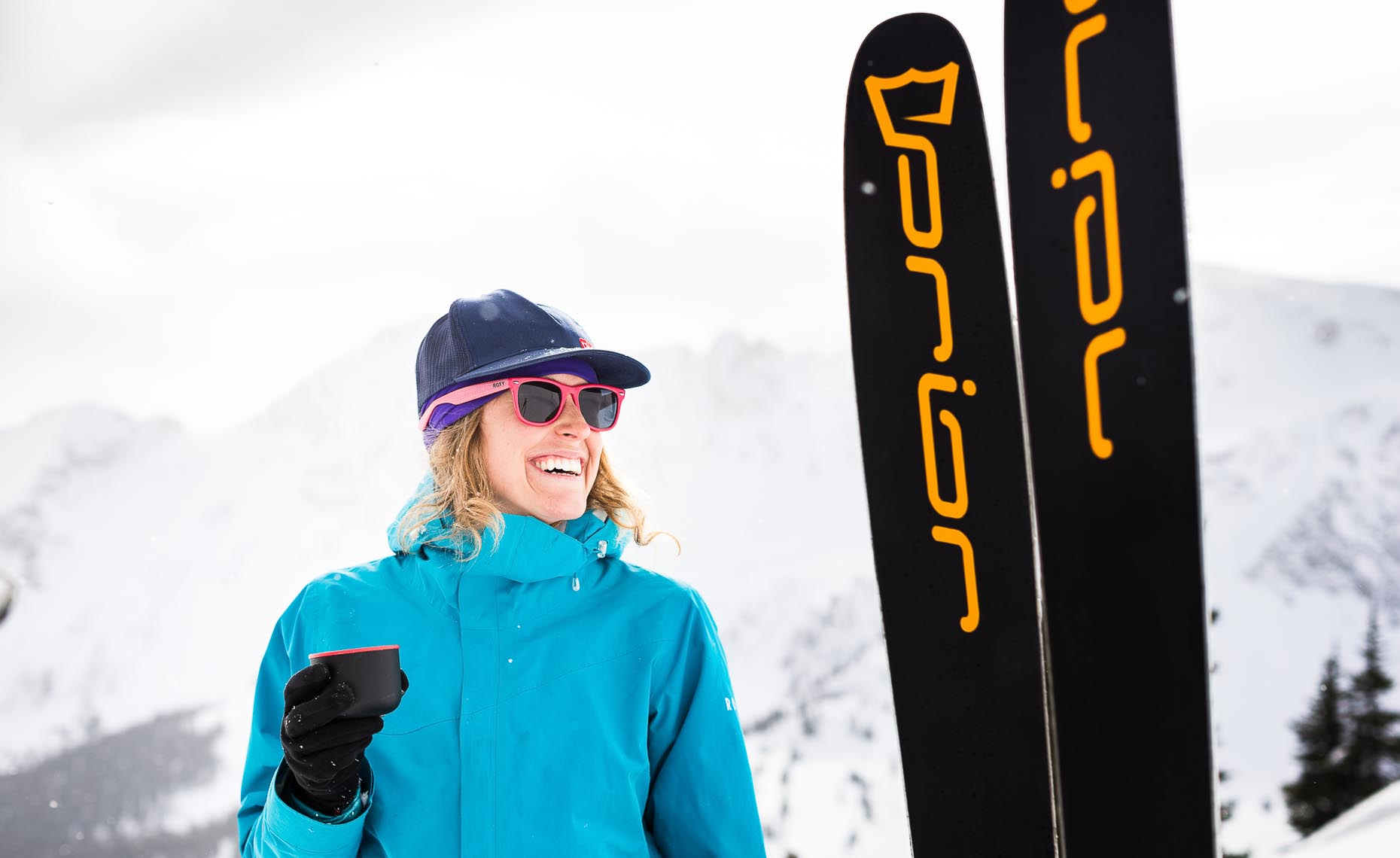 Whistler ski photographer shoots lifestyle and ski product photography