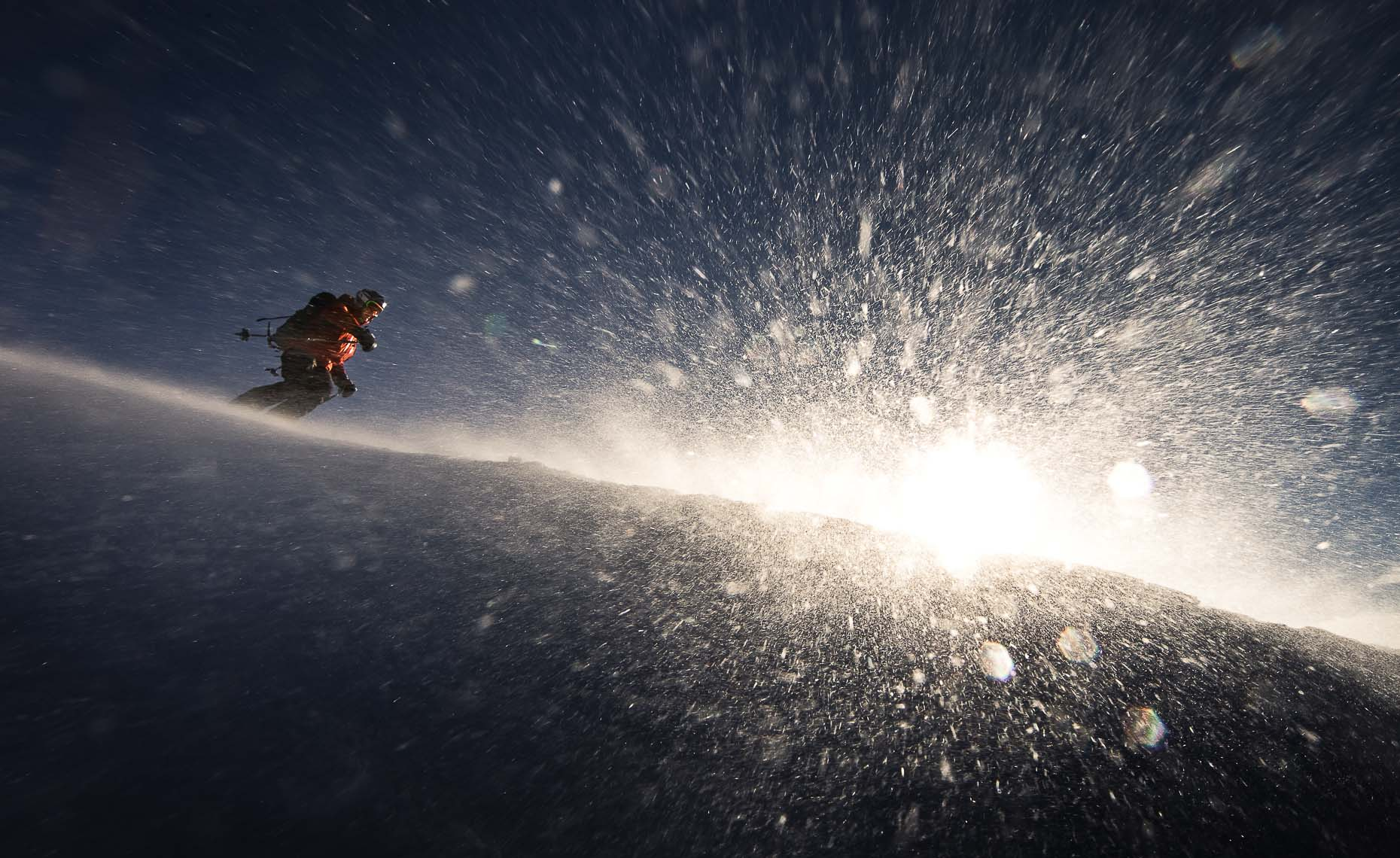 deep winter ski photographer from vancouver