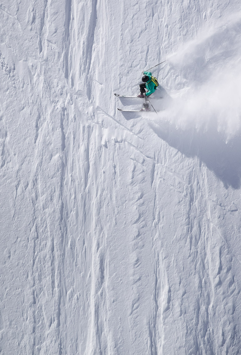 womens heliskiing in whistler bc