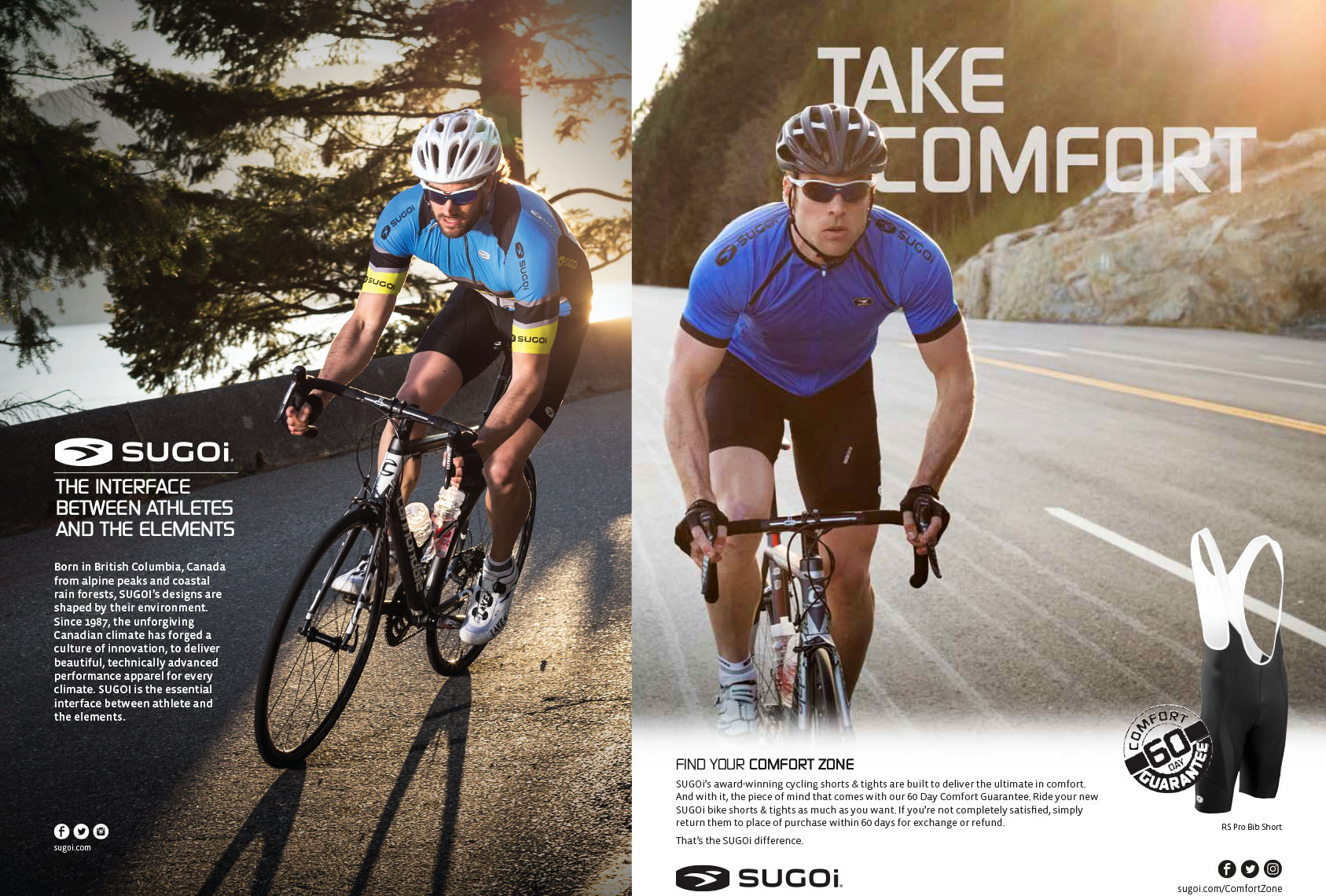 Sugoi Road Bike Apparel - Robin O