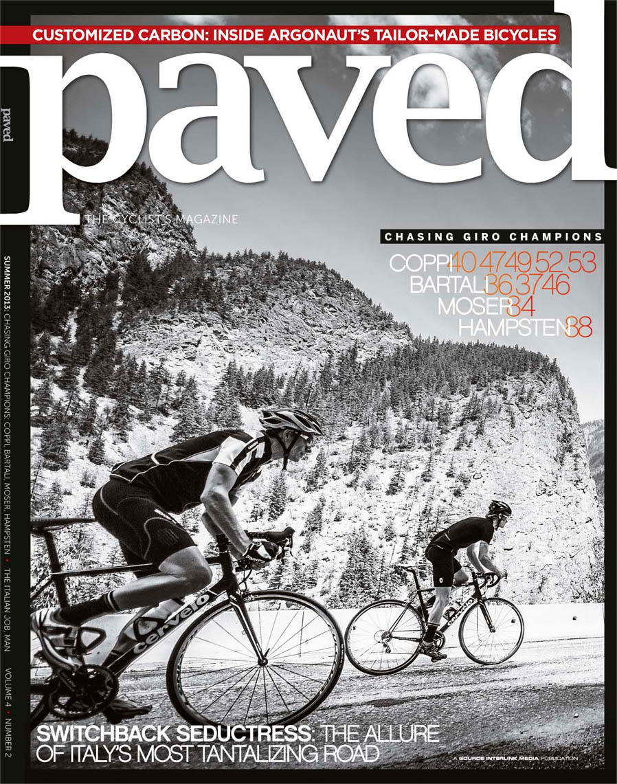 Paved magazine cover shot by vancouver photographer