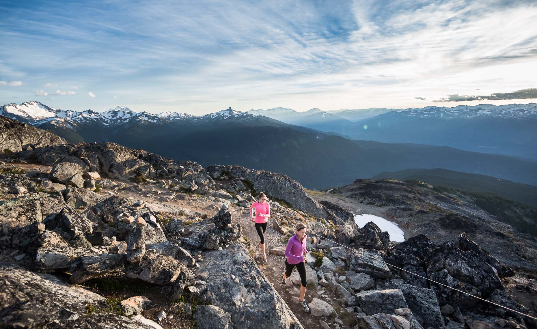 Running Photography in Whistler and Vancouver, British Columbia, Canada