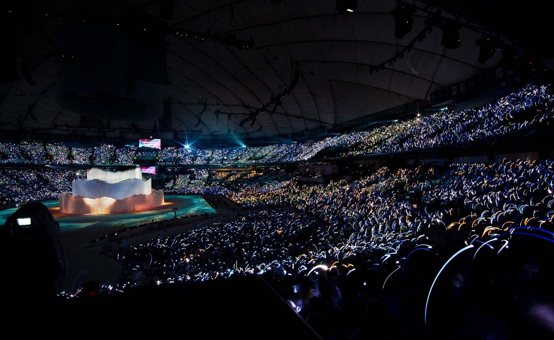 2010 winter olympics closing ceremony in vancouver